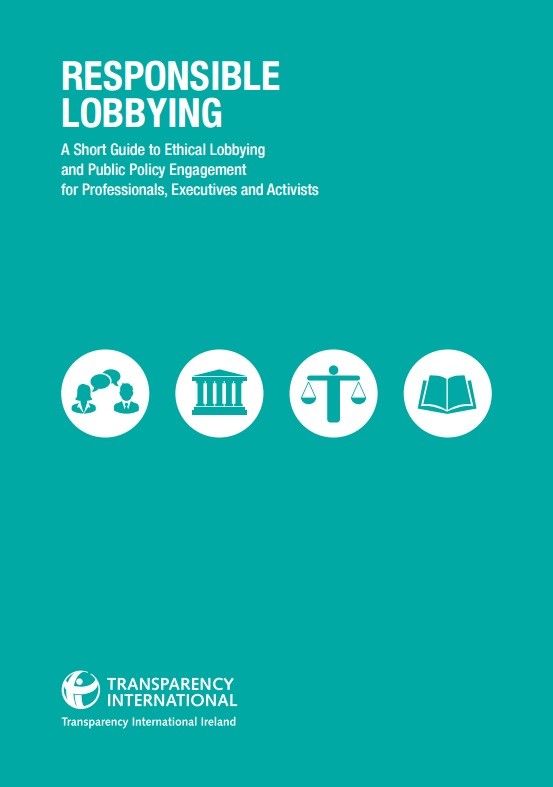 TI Ireland's Responsible Lobbying Guide